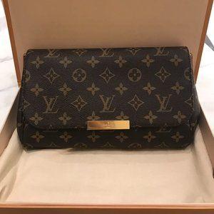 ✨Louis Vuitton✨ LV Favorite Monogram PM Shoulder Bag Crossbody Bag